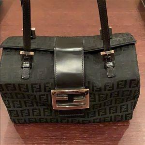 Fendi Bags - Fendi Zucca purse